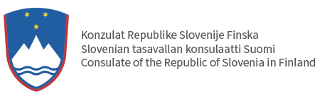 Consulate of the Republic of Slovenia in Lahti Finland Logo